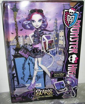 2012 Monster High Scaris CATRINE DEMEW Doll - Y7295 BRAND NEW Walmart Exclusive! - Monster High Walmart