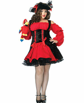 New Leg Avenue 83157X Vixen Pirate Sexy Adult Halloween Costume Sexy Vixen Pirate