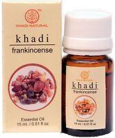 Khadi Herbal Frankincense 100% Natural Undiluted Essential Oil 15ml - khadi - ebay.co.uk