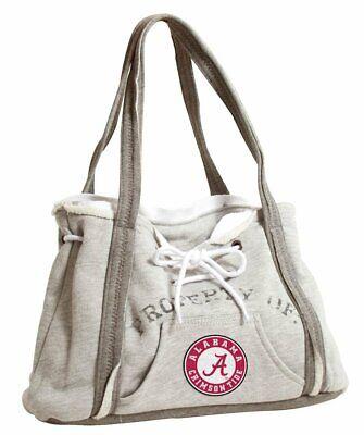 Alabama Crimson Tide NCAA Ladies Embroidered Hoodie Purse Handbag