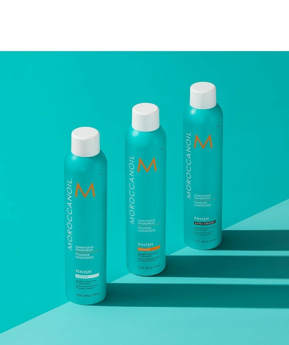 Moroccanoil Luminous Hairspray 10oz