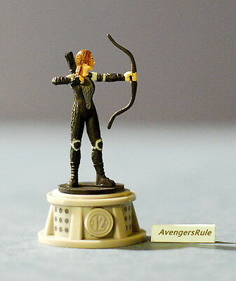 The Hunger Games Catching Fire Collectible Miniatures Katniss With Bow