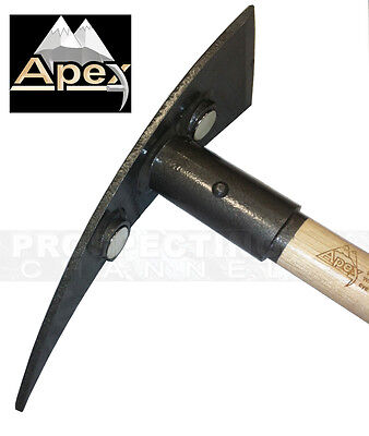 """APEX Pick TALON 30"""" Gold Mining Dig Tool 3 Rare Earth Magnets LIFE TIME WARRANTY"""