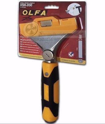 Olfa Floor Scraper 4 In. W Carbon Steel Xsr-200 Brand New Sealed