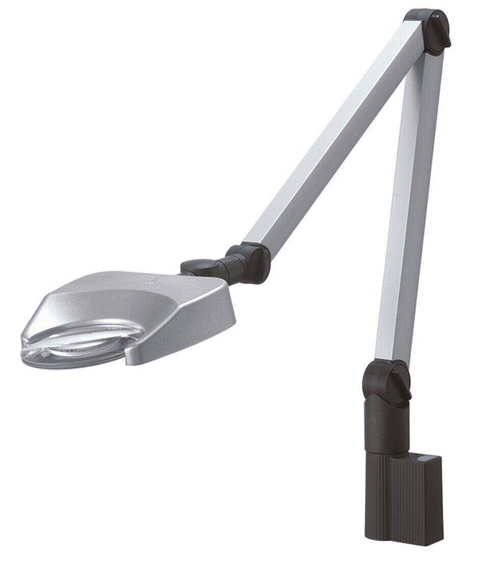 Schweizer Lupenleuchte Tech-Line Vergrößerung 1,75x LED Linsen-D.202mm