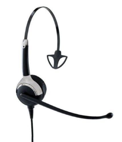 New GSI 61 Audiometer headset Noise Canceling Mic +Monitor Phone