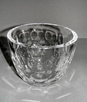 Peill Glas Bleikristall Schale Serie Vigo Peill Putzler Düren