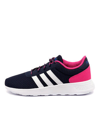 New Adidas Neo Lite Racer Womens Shoes Casual Sneakers (Adidas Neo Womens Lite Racer Casual Shoes)