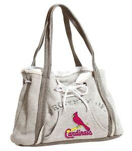 St Louis Cardinals Mlb Baseball Team Las Embroidered Hoo Purse Handbag