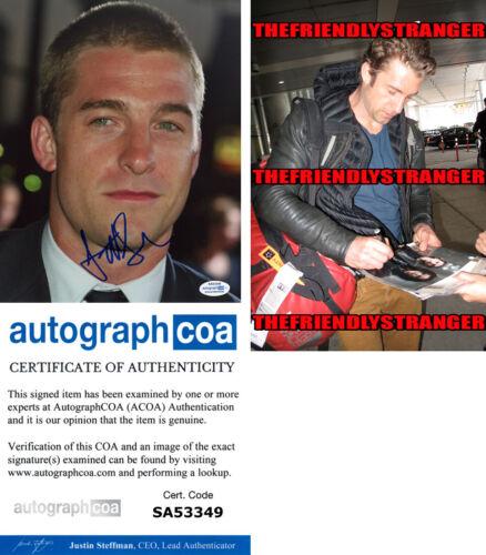 SCOTT SPEEDMAN signed Autographed 8X10 Photo PROOF c HOT Grey's Anatomy ACOA COA