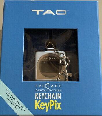 Tao Digital Foto Llavero Keypix Contiene 56 de Su Imágenes Nuevo en Caja