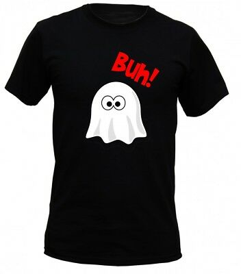 T-Shirt -Lustiges Halloween Gespenst - Buh! - Horror - Lustige Zombie T Shirt