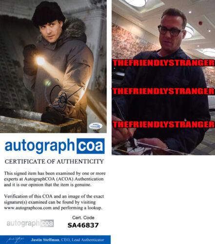 GABRIEL MACHT signed Autographed 8X10 PHOTO Proof HARVEY SPECTER Suits ACOA COA