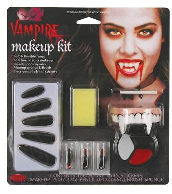 VAMPIRESS MAKEUP KIT HALLOWEEN BY FUN WORLD - Fun World Halloween Makeup