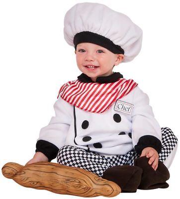 Little Chef Cook Baker kids Halloween career - Baker Halloween Costume
