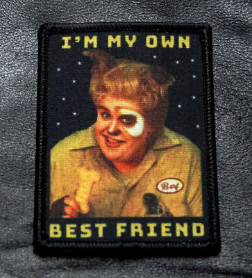 Space Balls Costumes (Barf Mog Spaceballs Best Friend Halloween Costume 3.0 inch Patch (Iron on-)