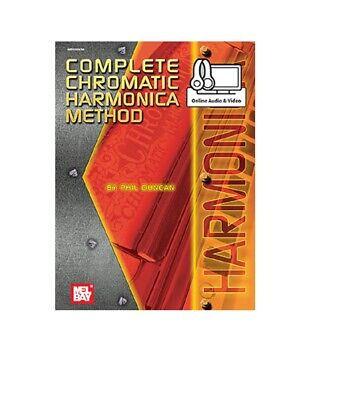 The Hal Leonard Complete Harmonica Method The Diatonic Harmonica New 000841285 A Great Variety Of Models Musical Instruments & Gear Instruction Books, Cds & Video
