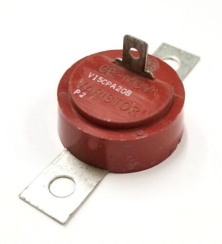 """GE-MOV # V150PA20B 150V AC, 33.5mm (1.32"""") Heat Sink Type Metal Oxide Varistor"""