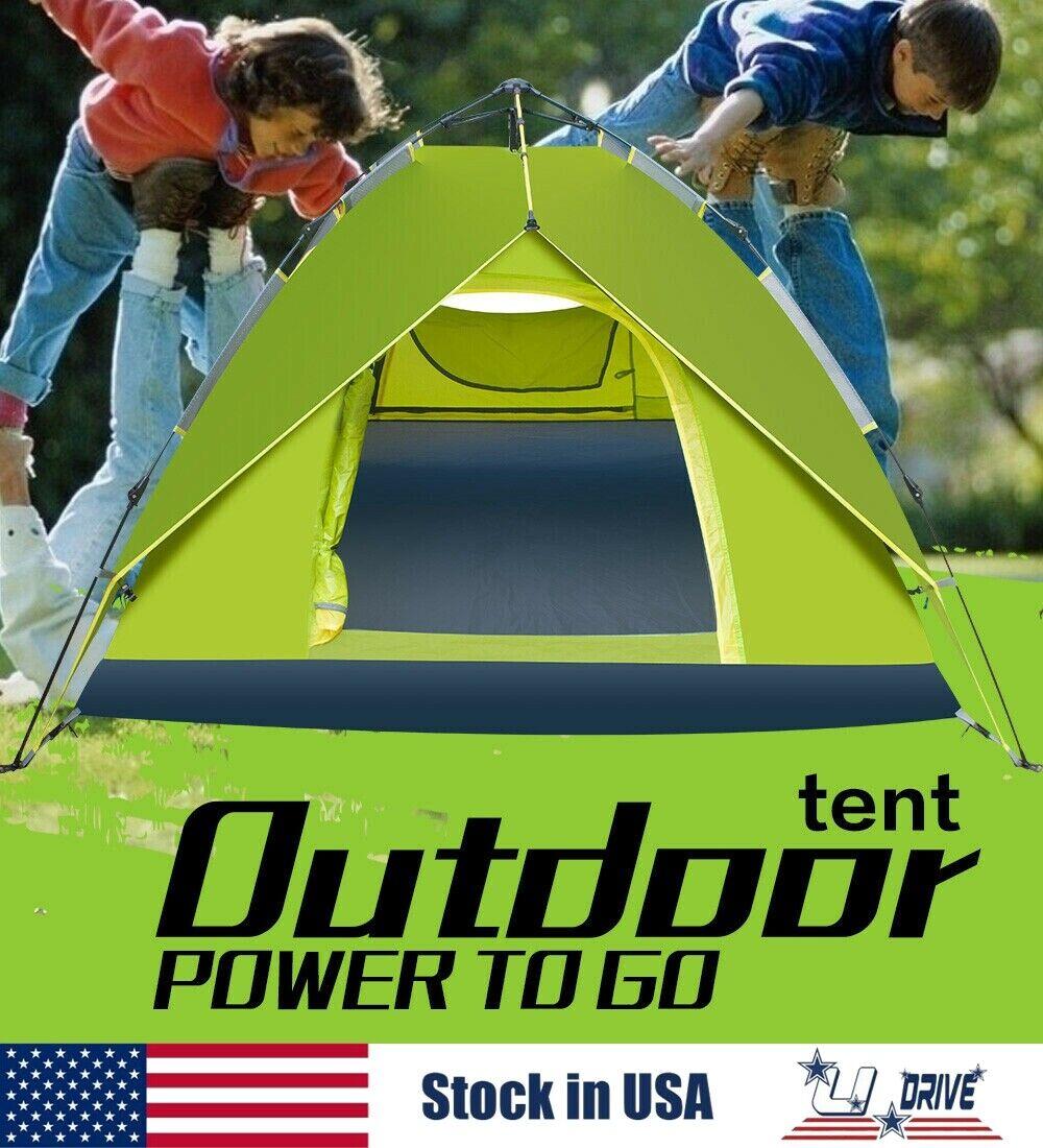 4-5 People Waterproof Automatic Instant Pop Up Tent Outdoor