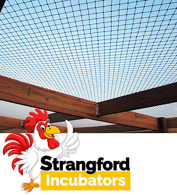 Pheasant Pen Roof Netting 32FT x 32FT (x 1.5