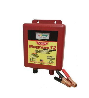 Parmak Mag12uo Magnum 12 Fence Charger 12 V
