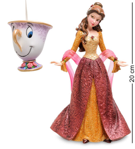 "Disney Showcase 4053349 Figurine ""Princess Belle (A Christmas Carol)"""