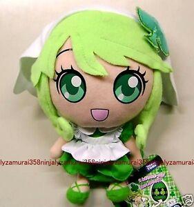 SHUGO CHARA SU Plush Doll PEACH-PIT official anime Plushie Authentic ver