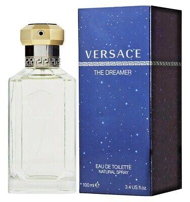 Versace The Dreamer 100ml Men's Eau De Toilette Natural Spray
