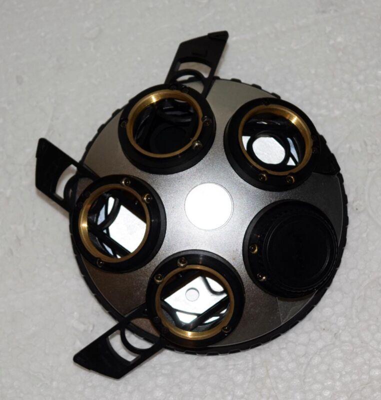 Nikon Eclipse M27 BD DIC 5-position nosepiece