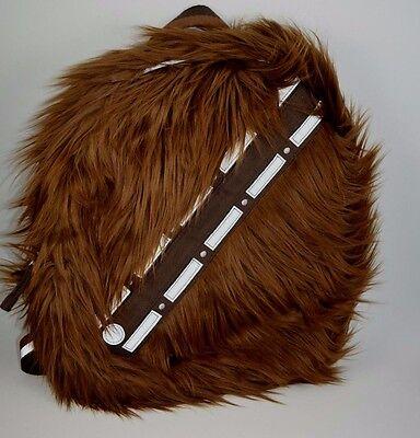 Pottery Barn Kids Star Wars Chewbacca Talking Backpack Brand New W Battery  22