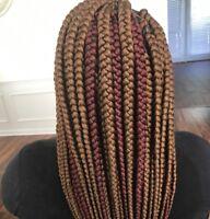 Hair braiding/cornrows/dreadlocks