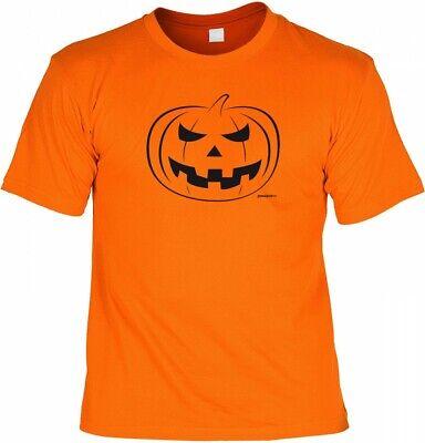 Halloween T-Shirt - Halloween Kürbis - gruseliges Sprüche Shirt für Halloween
