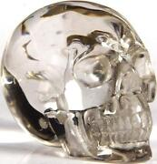 Carved Crystal Skulls