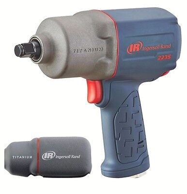 Ingersoll Rand  2235Timax  Best In Class 1 2In Impact Wrench  Now W  Free Boot