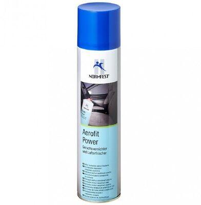 Normfest Aerofit Power Geruchsvernichter und Lufterfrischer Himbeere 400 ml