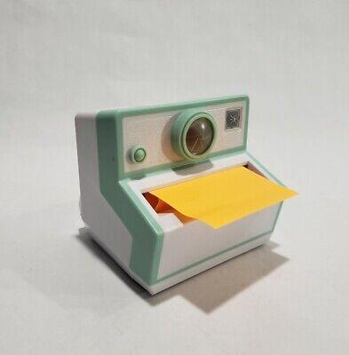 3m Post-it Pop Up Notes Retro Vintage Polaroid Style Camera Picture Dispenser