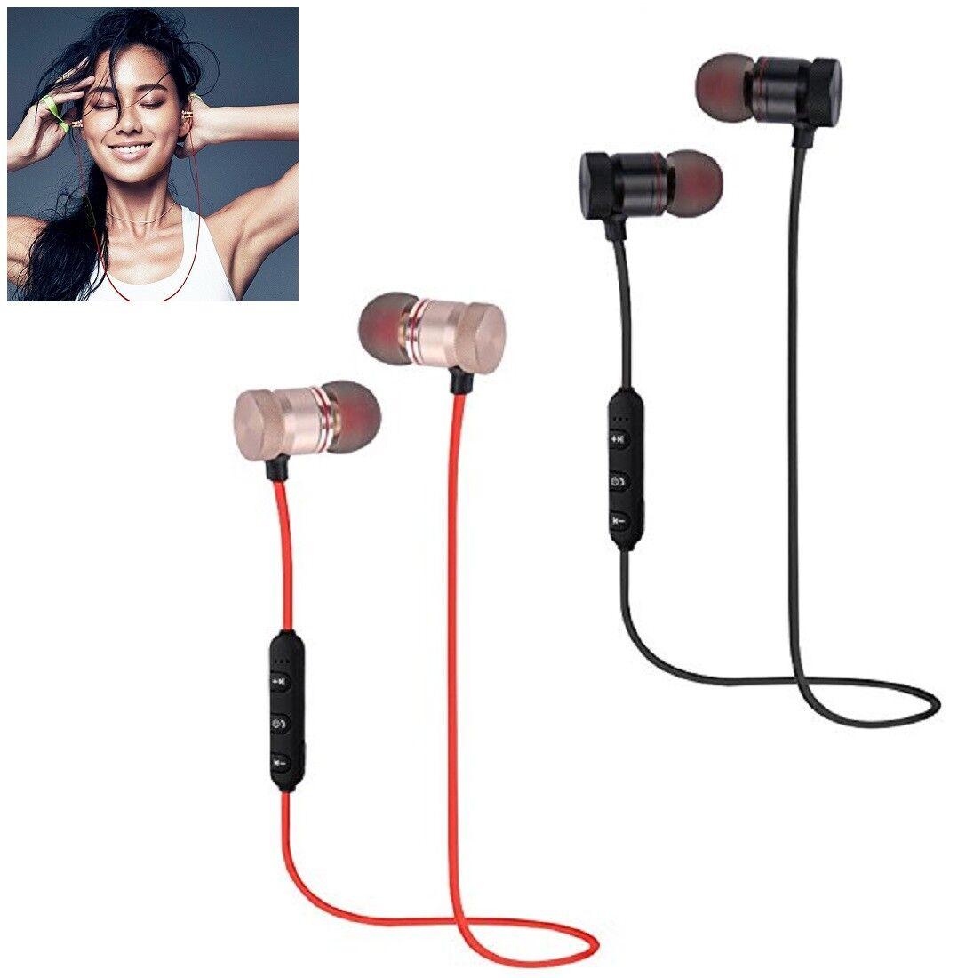 Bluetooth Earbuds Earphone Sports Wireless Headphones in Ear