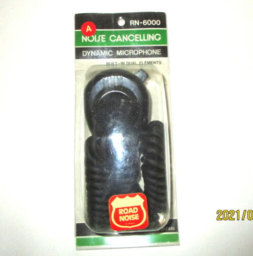 Road Noise Microphone RN-6000 For CB Radio Noise Cancelling