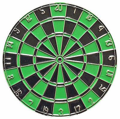 dartboard arrow slinger good luck poker card