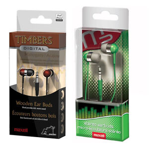 Maxell-Digital-Noise-Reductio-Dynamic-In-Ear-Earbuds-2-Colors