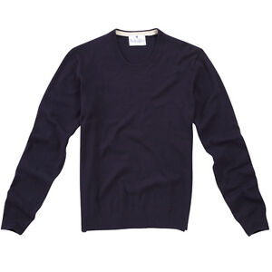 Charles Wilson Men's Cotton Crew Neck Sweater - WD CN