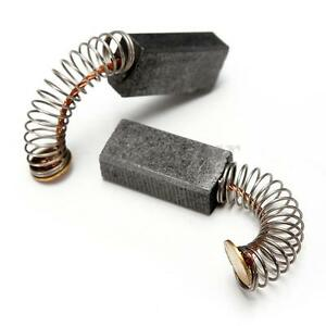 2pcs 14mm x 8mm x 5mm Electric Motor Carbon Brushes for Electric Angle Grinder