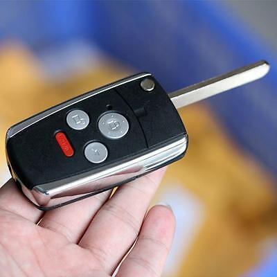 2 Remote Entry Key Fob 4 Button For Honda CRV Civic Accord 2003-2010