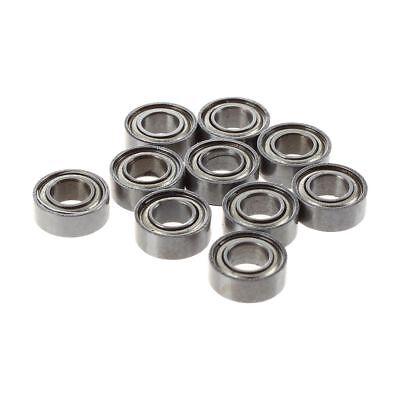 10x Miniature Bearings Mr84-zz Deep Groove Ball Bearing Industry Top Qualit Q4g5