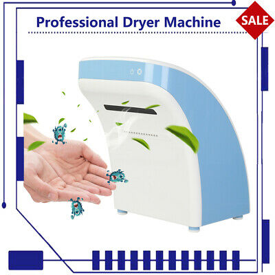 Professional Dryer Machine Hands Foot Automatic Infrared Sensor Hepa Filter New