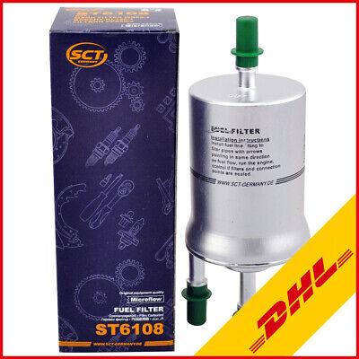 Kraftstofffilter Benzinfilter AUDI A2 A3 TT SEAT SKODA VW GOLF V VI JETTA POLO