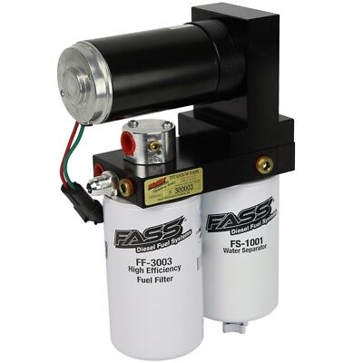 FASS Titanium Signature Series Fuel Lift Pump 250gph for 98.5-04 Dodge Ram 5.9L