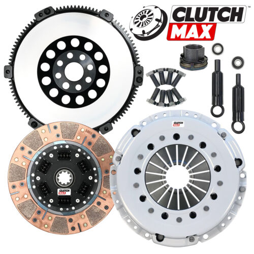 CM STAGE 3 DF CLUTCH KIT & CHROMOLY FLYWHEEL FOR BMW M3 Z M COUPE ROADSTER E36