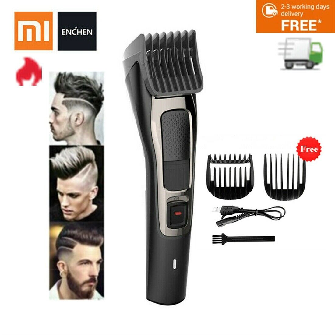 xiaomi clippers and trimmers men s electric