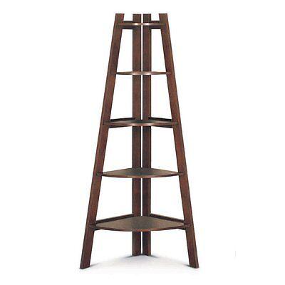 Poundex Furniture F4038 Corner Shelf